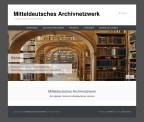 Mitteldeutsches Archivnetzwerk