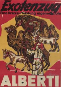 Alberti Exotenzug - Rolf Teichmann