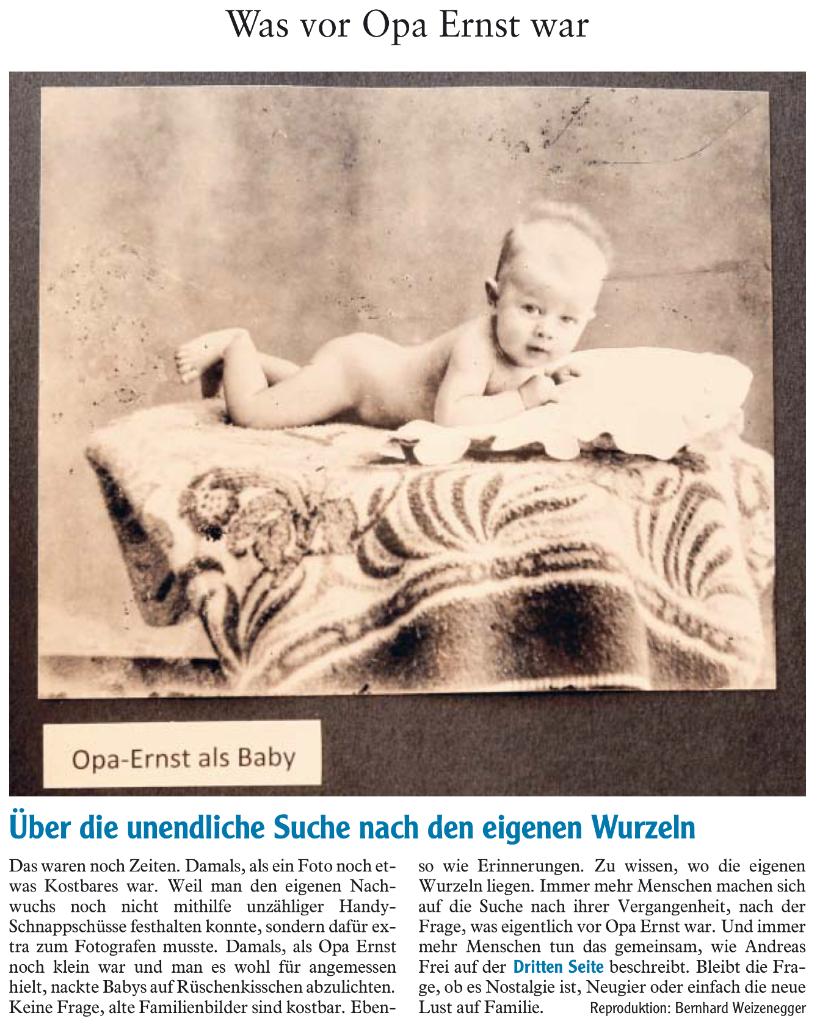 Baby Opa Ernst
