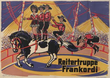 Frankordi Reitertruppe - Rolf Teichmann