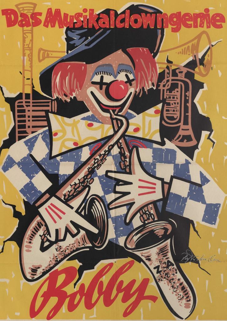 Musicalclowngenie Bobby - Rolf Teichmann