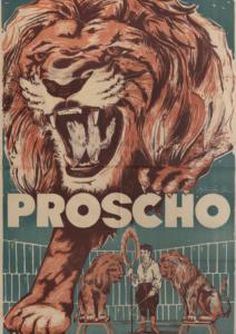 Proscho Löwen - Rolf Teichmann