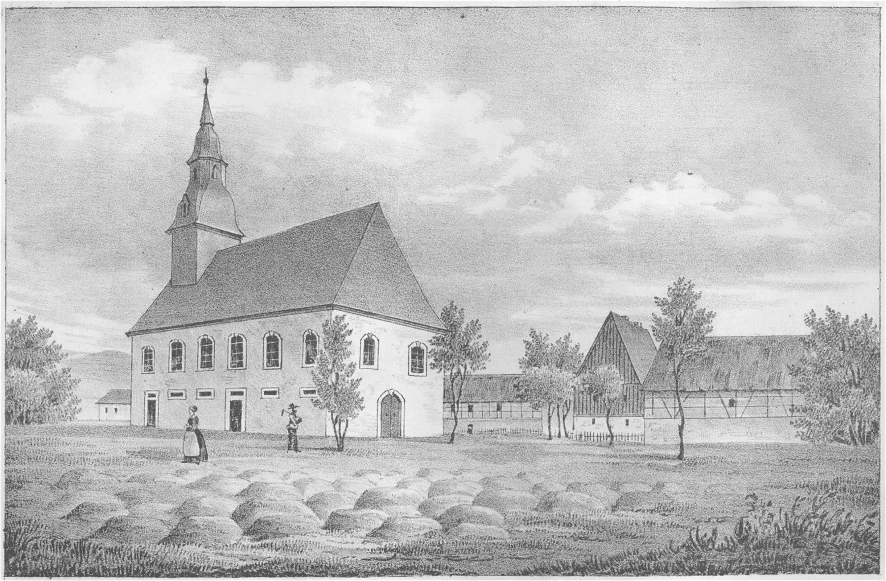 Kirche Hohenkirchen