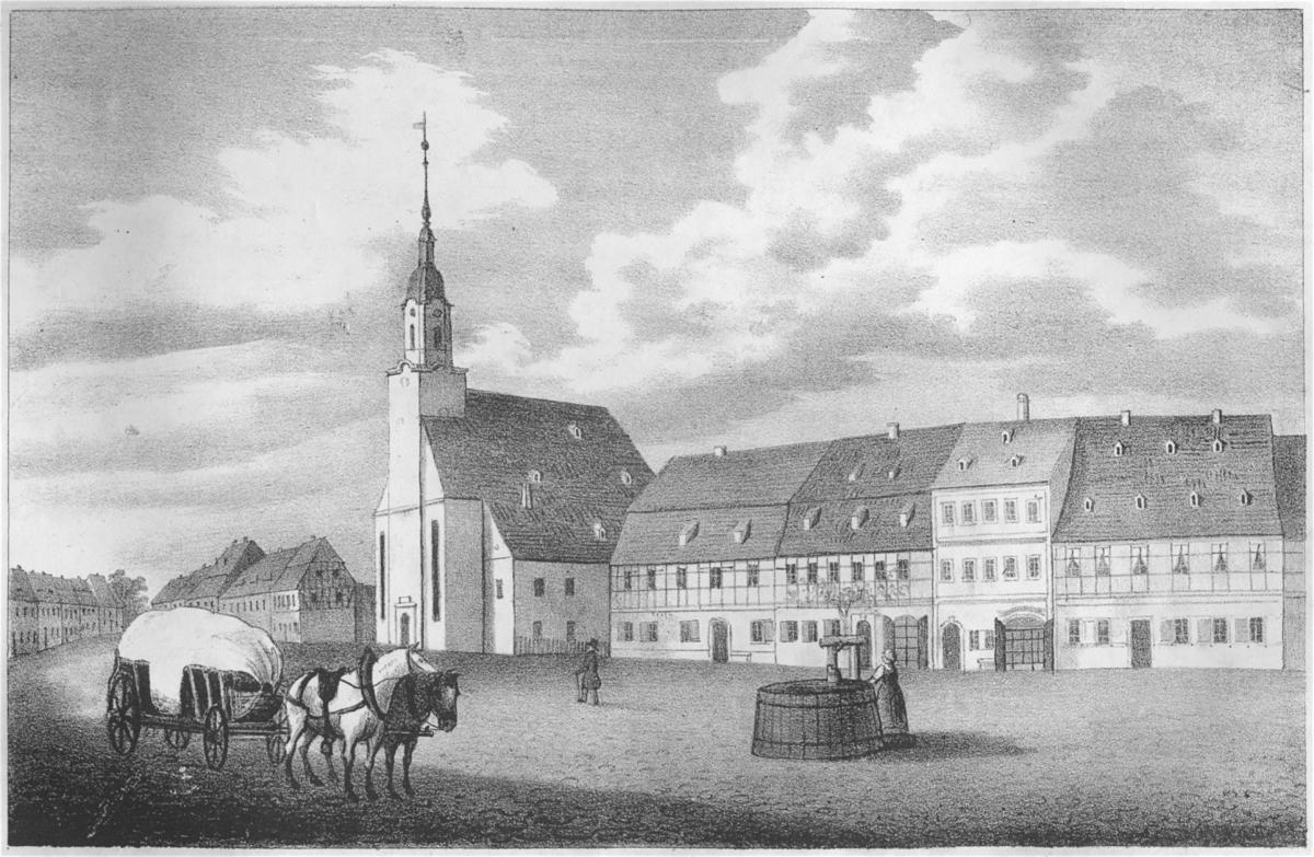 Kirche Lunzenau