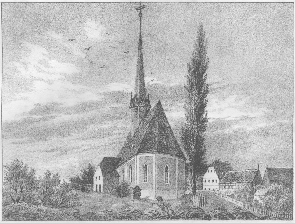 Kirche Niederfrohna