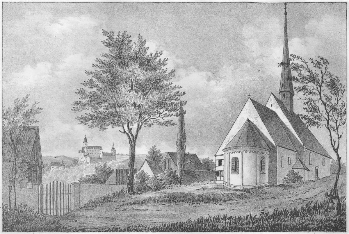 Kirche Rochsburg