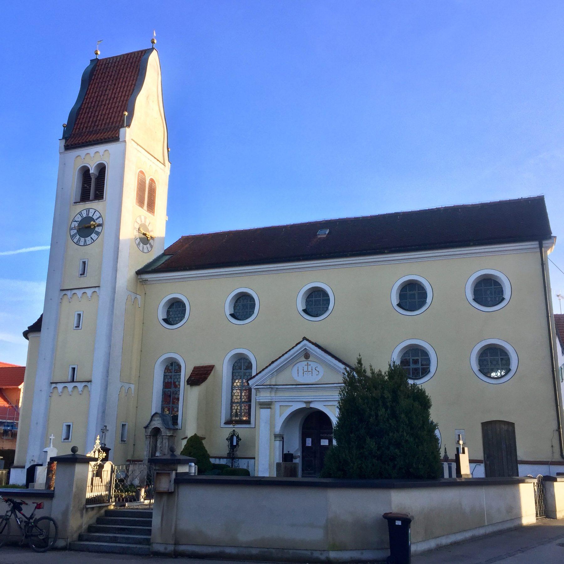 Kirche Windach